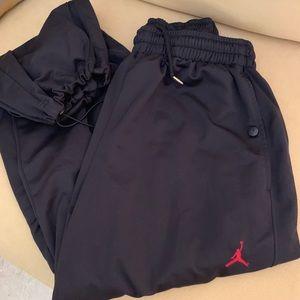 Jordan Men's Black Sweatpants